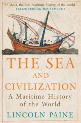 The Sea and Civilization, Lincoln Paine