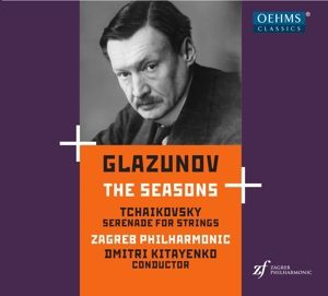 The Seasons/Serenade Für Streicher, Kitayenko, Zagreb Philharmonic