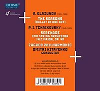 The Seasons/Serenade Für Streicher - Produktdetailbild 1