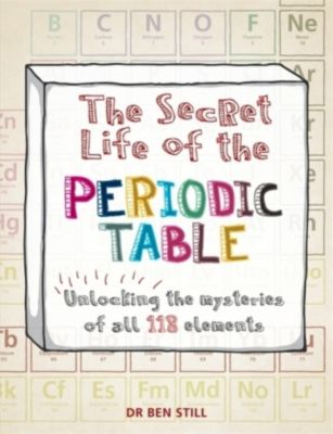 The Secret Life of the Periodic Table, Ben Still