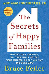 secrets of happy families Where you live matters via 100 simple secrets of happy families: people who are highly satisfied with their neighborhood are 25 percent more likely to.