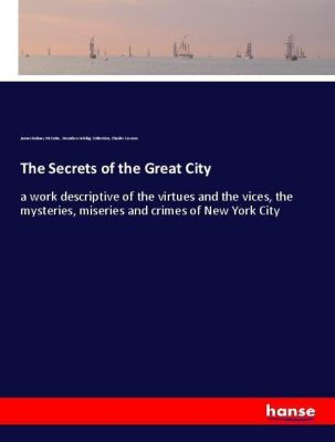 The Secrets of the Great City, James Dabney McCabe, Herndon Vehling Collection, Charles Lawson