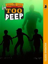 The Shenanigans: In Too Deep, Andreas Oertel