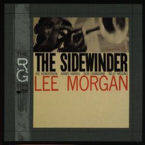 The Sidewinder, Lee Morgan
