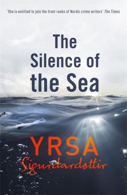 The Silence of the Sea, Yrsa Sigurdardóttir