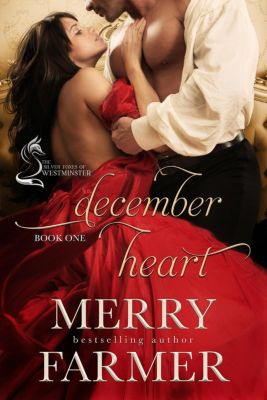 The Silver Foxes of Westminster: December Heart (The Silver Foxes of Westminster, #1), Merry Farmer