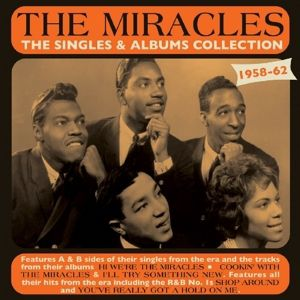 The Singles & Albums Collection 1958-62, Diverse Interpreten