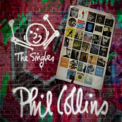 The Singles (Boxset), Phil Collins