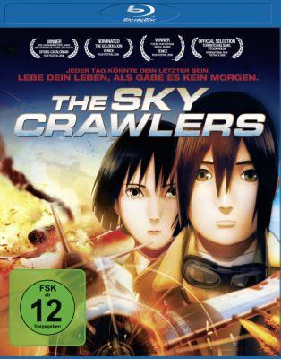 The Sky Crawlers, The Sky Crawlers BD