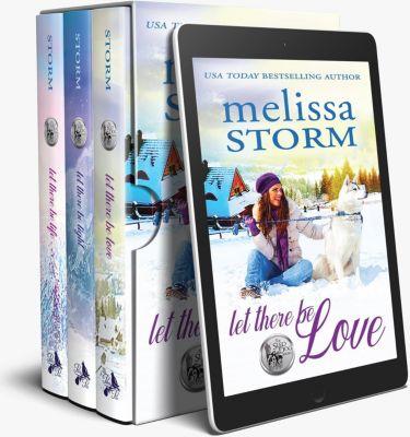 The Sled Dog Series, Books 1-3, Melissa Storm