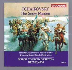 The Snow Maiden Op.12, N. Järvi, Dso