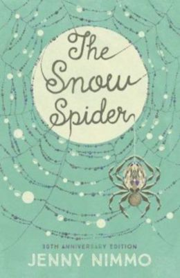 The Snow Spider, Jenny Nimmo