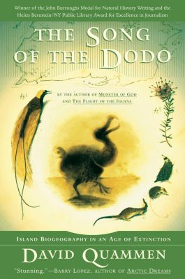 The Song of the Dodo, David Quammen