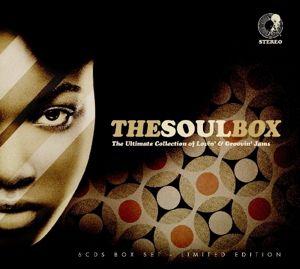 The Soul Box, Diverse Interpreten