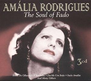 The Soul Of Fado, Amalia Rodrigues