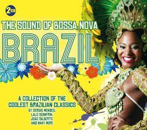 The Sound Of Bossa Nova Brazil, Diverse Interpreten