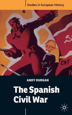 The Spanish Civil War, Andy Durgan