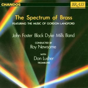 The Spectrum Of Brass, John Forster, Black Dyke Band Mills