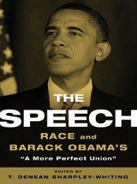 The Speech, T. Denean Sharpley-Whiting