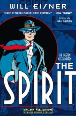 The Spirit, Die besten Geschichten, Will Eisner