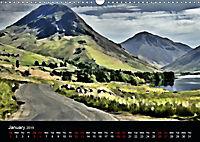 THE SPIRIT OF THE LAKE DISTRICT (Wall Calendar 2019 DIN A3 Landscape) - Produktdetailbild 1
