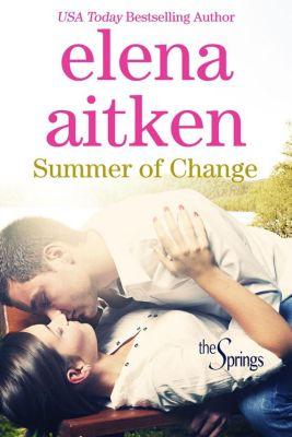 The Springs: Summer of Change (The Springs, #1), Elena Aitken