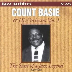 The Start Of A Jazz Legend, Count Basie