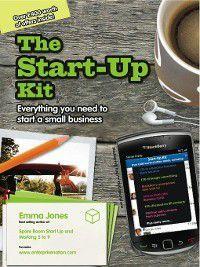 The Start-Up Kit, Emma Jones
