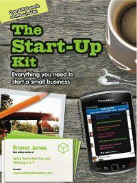 The Start-Up Kit, Emma Jones