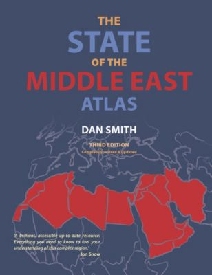 The State of the Middle East Atlas, Dan Smith
