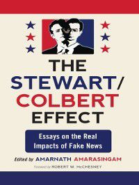 The Stewart/Colbert Effect