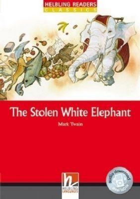The Stolen White Elephant, Class Set, Mark Twain, Maria Cleary