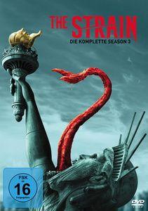 The Strain - Die komplette Season 3, Guillermo Del Toro, Chuck Hogan