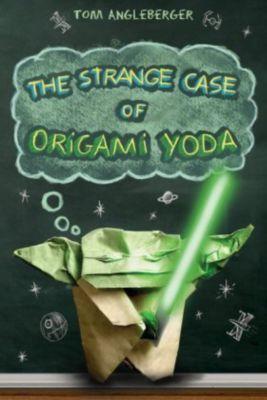 The Strange Case of Origami Yoda, Tom Angleberger