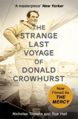The Strange Last Voyage of Donald Crowhurst, Nicholas Tomalin, Ron Hall