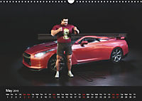 The Strongman and the Cars (Wall Calendar 2019 DIN A3 Landscape) - Produktdetailbild 5