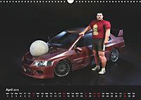The Strongman and the Cars (Wall Calendar 2019 DIN A3 Landscape) - Produktdetailbild 4