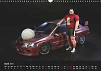 The Strongman and the Cars (Wall Calendar 2019 DIN A3 Landscape) - Produktdetailbild 4