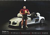 The Strongman and the Cars (Wall Calendar 2019 DIN A3 Landscape) - Produktdetailbild 10