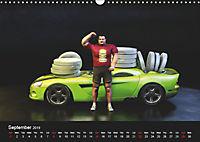 The Strongman and the Cars (Wall Calendar 2019 DIN A3 Landscape) - Produktdetailbild 9