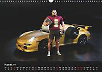 The Strongman and the Cars (Wall Calendar 2019 DIN A3 Landscape) - Produktdetailbild 8