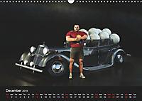 The Strongman and the Cars (Wall Calendar 2019 DIN A3 Landscape) - Produktdetailbild 12
