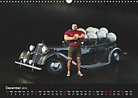 The Strongman and the Cars (Wall Calendar 2019 DIN A3 Landscape) - Produktdetailbild 12