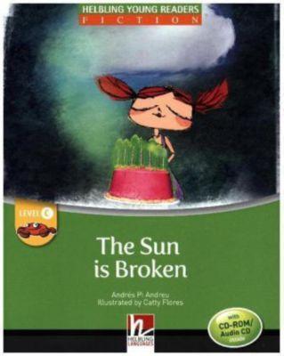 The Sun is Broken, mit 1 CD-ROM/Audio-CD, Andrés Pi Andreu