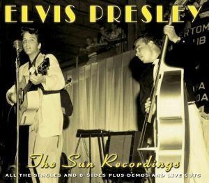 The Sun Recordings, Elvis Presley