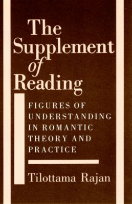 The Supplement of Reading, Tilottama Rajan
