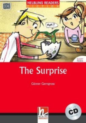 The Surprise, w. Audio-CD, Günter Gerngross