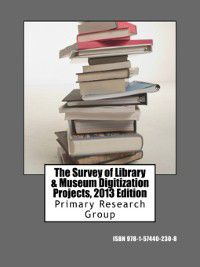 The Survey of Library & Museum Digitization Projects, Primary Research Group Staff