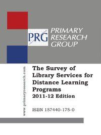The Survey of Library Services for Distance Learning Programs, Primary Research Group Staff