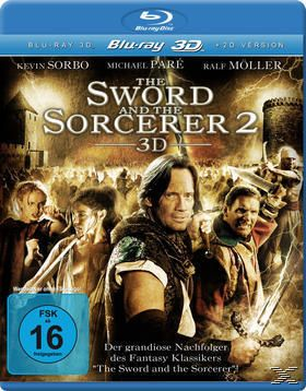 The Sword and the Sorcerer 2 - 3D-Version, Cynthia Curnan
